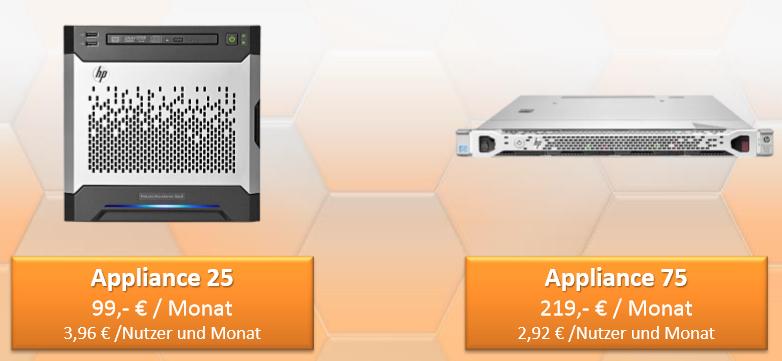 SIM-MS Appliance