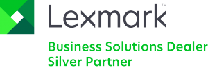 Wir sind Lexmark Business Solution Dealer