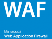 Web Application Firewall: Logo der Barracuda WAF