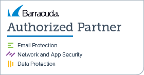 Barracuda Authorized Partner Seal